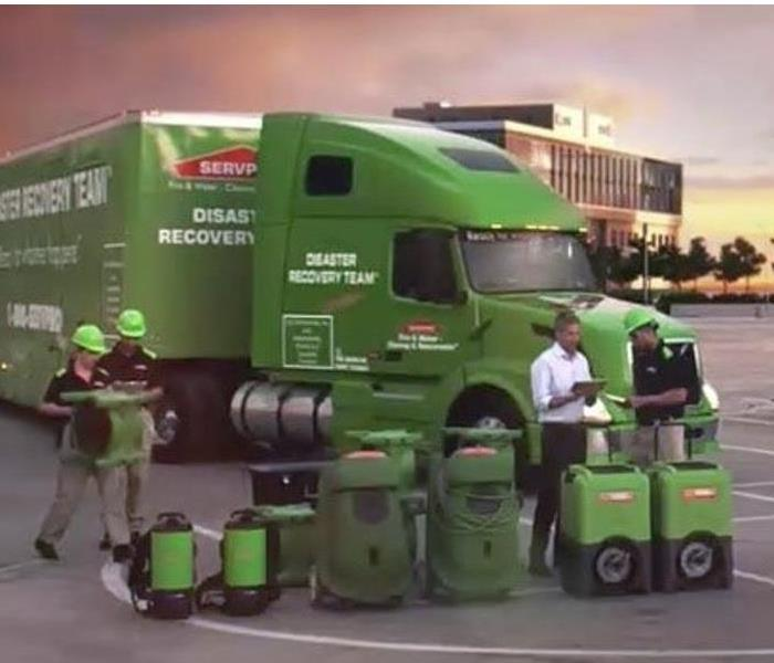 General SERVPRO - Faster to Your Disaster