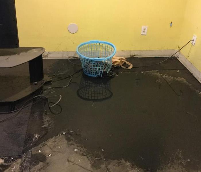 Water Damage Don't Delay When Water Damage Happens