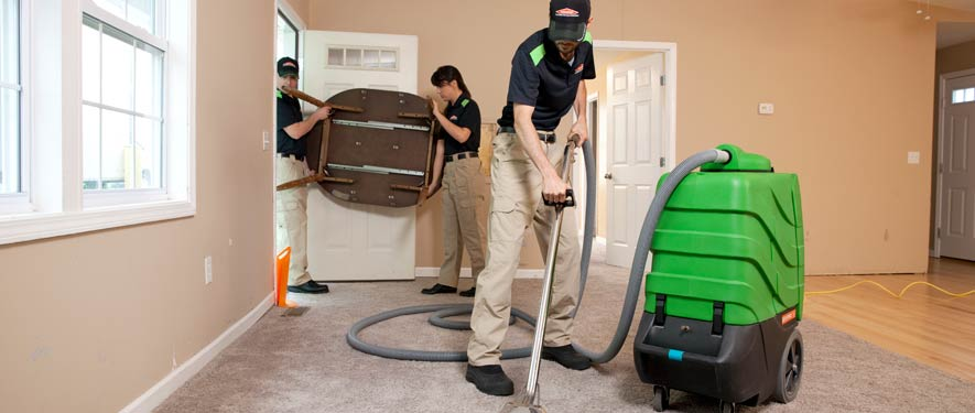Dearborn Heights, MI residential restoration cleaning